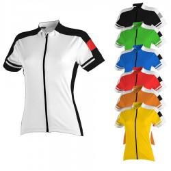 Damska Koszulka Bike z indywidualnym nadrukiem