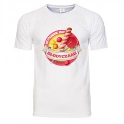 Koszulka termoaktywna - Nie dokarmiaj