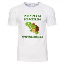 Koszulka termoaktywna - Wyprzedziłem
