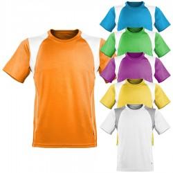 Oddychający męski T-shirt do biegania