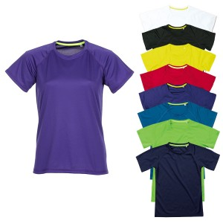 Koszulka damska termoaktywna ACTIVE-DRY mesh