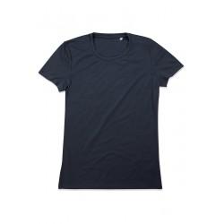 Koszulka termoaktywna damska ACTIVE-DRY Sports-T granatowa S